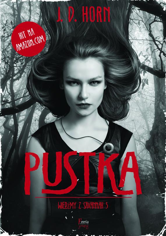 okładka Pustka, Ebook | J.D. Horn