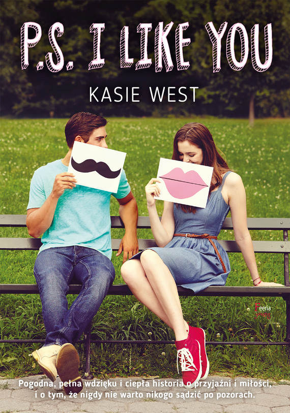 okładka PS I Like You, Ebook | Kasie West