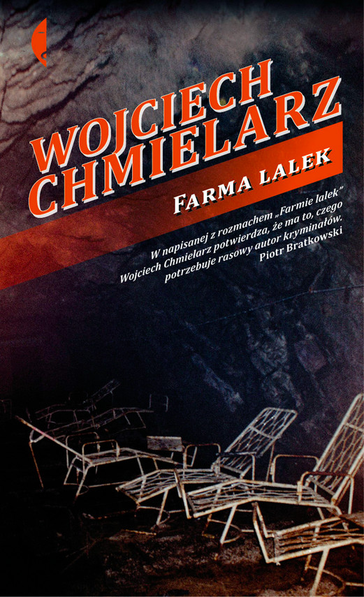 okładka Farma lalekebook | epub, mobi | Wojciech Chmielarz