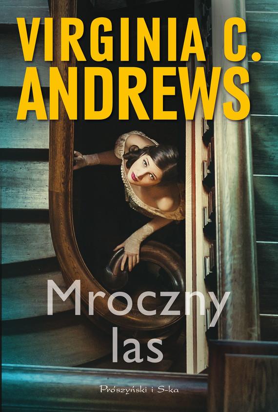 okładka Mroczny lasebook | epub, mobi | Virginia C. Andrews