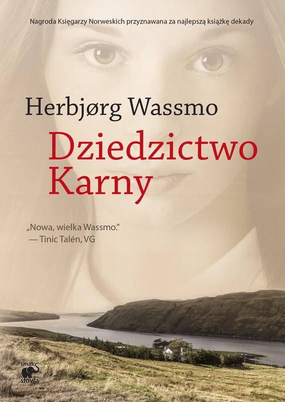 okładka Dziedzictwo Karnyebook | epub, mobi | Herbjorg  Wassmo