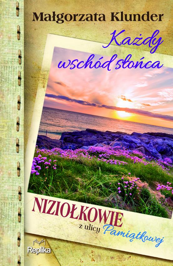 okładka Każdy wschód słońca, Ebook   Małgorzata Klunder