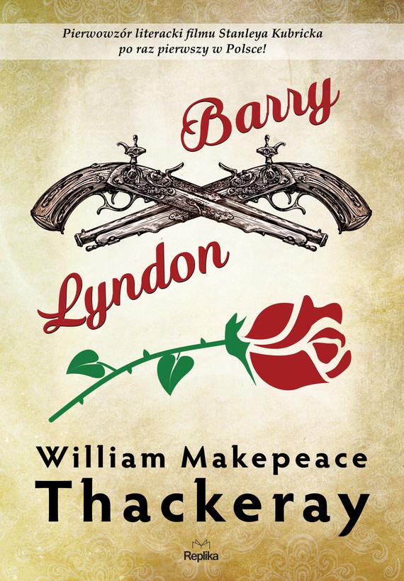 okładka Barry Lyndon, Ebook | William Makepeace  Thackeray