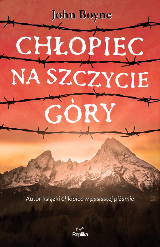 okładka Chłopiec na szczycie góry, Ebook   John Boyne
