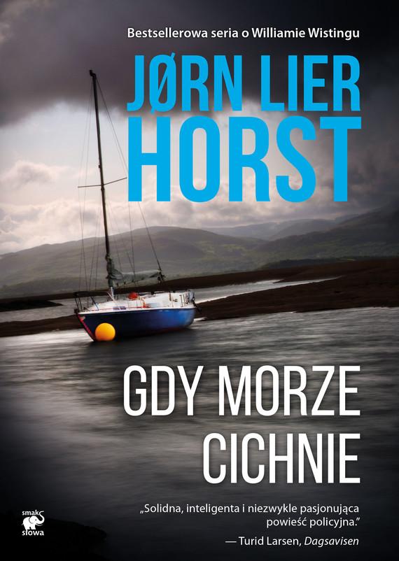 okładka Gdy morze cichnieebook | epub, mobi | Jørn Lier Horst