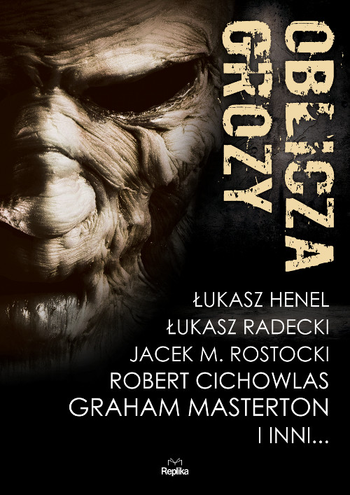 okładka Oblicza grozy, Ebook | autor zbiorowy