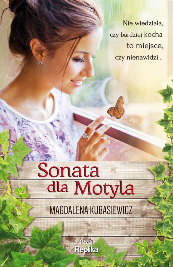 okładka Sonata dla Motyla, Ebook   Magdalena Kubasiewicz