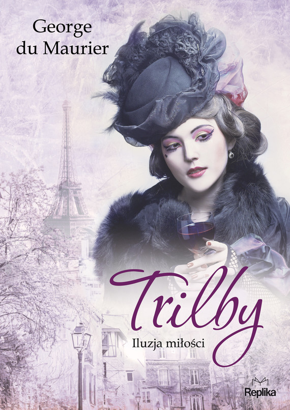 okładka Trilby, Ebook | George du Maurier