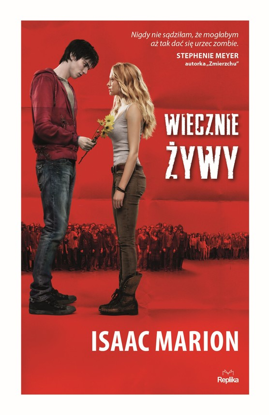 okładka Wiecznie żywyebook | epub, mobi | Isaac Marion