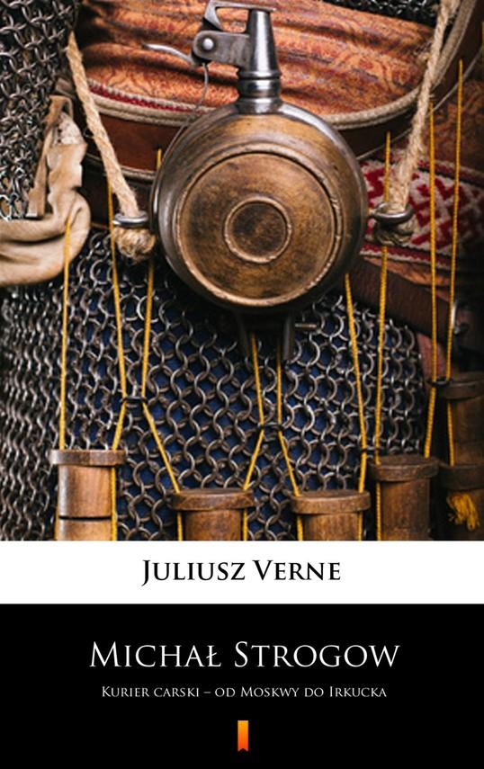 okładka Michał Strogow, Ebook | Juliusz Verne