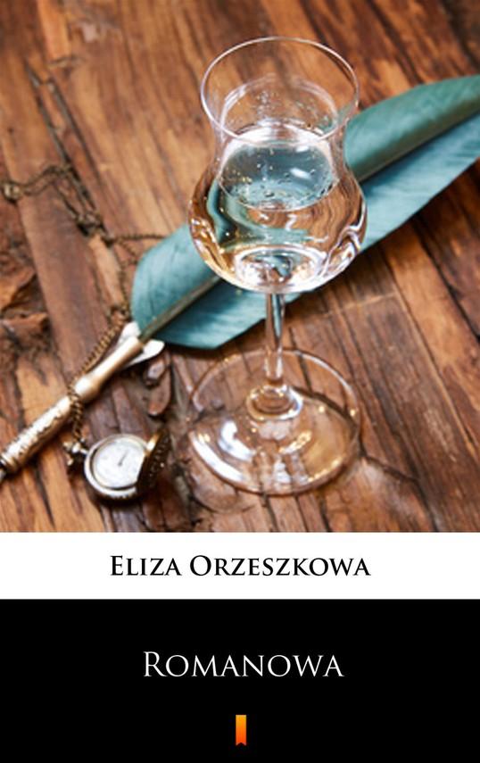 okładka Romanowa, Ebook | Eliza Orzeszkowa