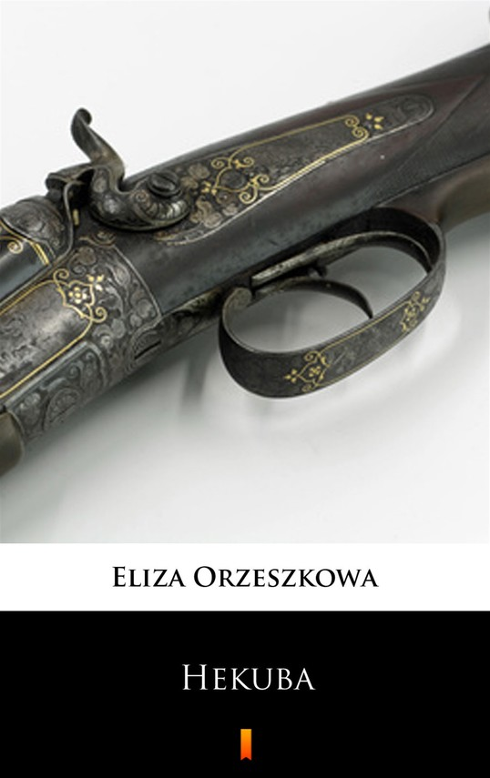 okładka Hekuba, Ebook | Eliza Orzeszkowa