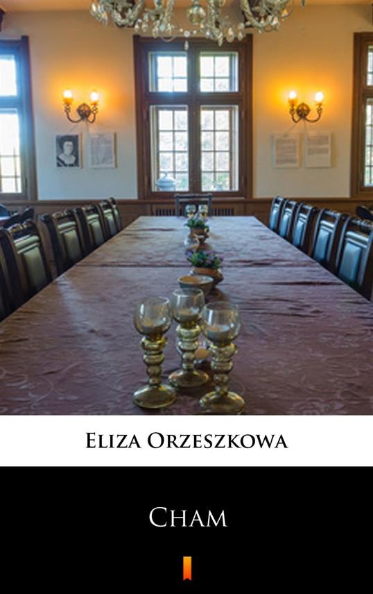okładka Chamebook | epub, mobi | Eliza Orzeszkowa