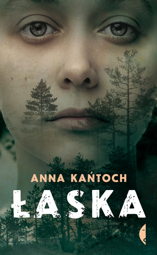 okładka Łaskaebook   epub, mobi   Anna Kańtoch