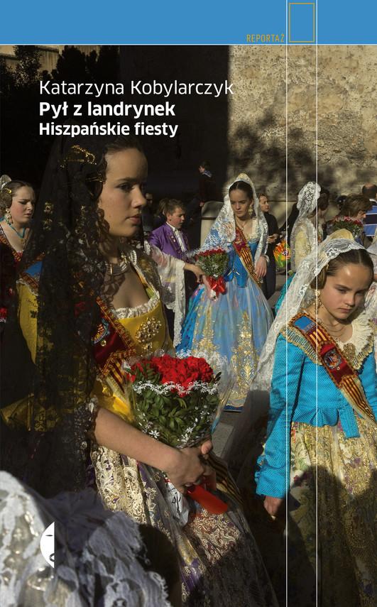 okładka Pył z landrynekebook | epub, mobi | Katarzyna Kobylarczyk