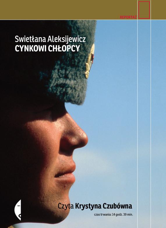 okładka Cynkowi chłopcyaudiobook   MP3   Swietłana Aleksijewicz
