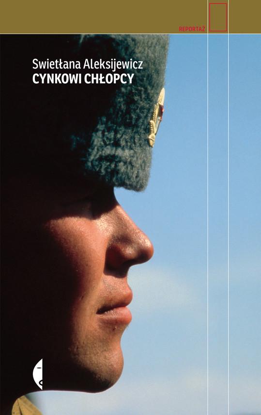 okładka Cynkowi chłopcyebook | epub, mobi | Swietłana Aleksijewicz