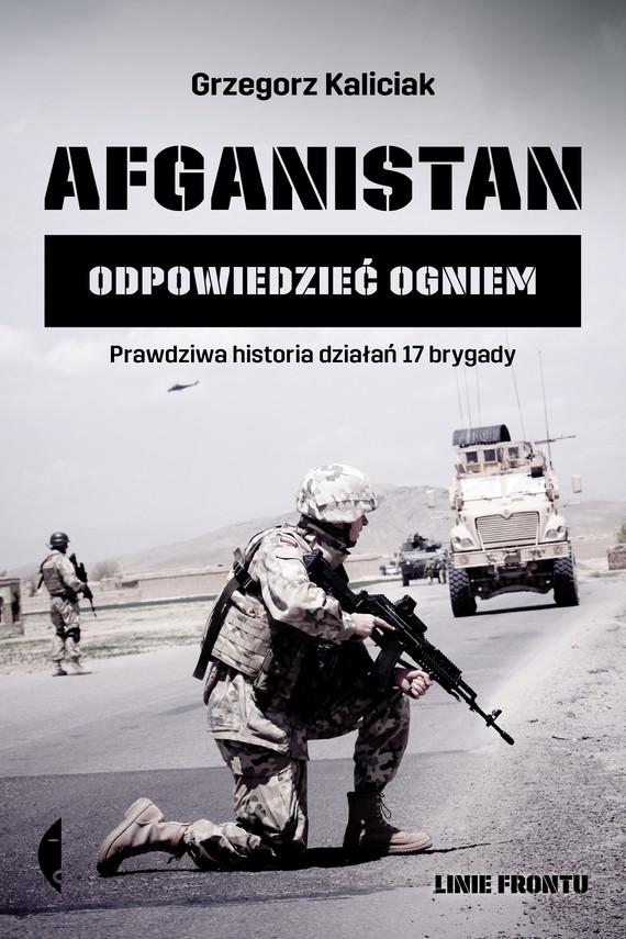 okładka Afganistanebook   epub, mobi   Grzegorz Kaliciak