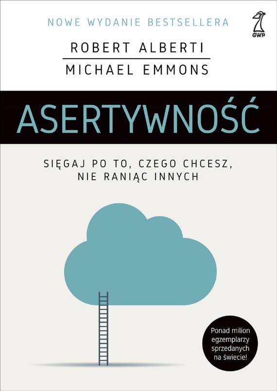 okładka Asertywność., Ebook | Michael Emmons, Robert Alberti