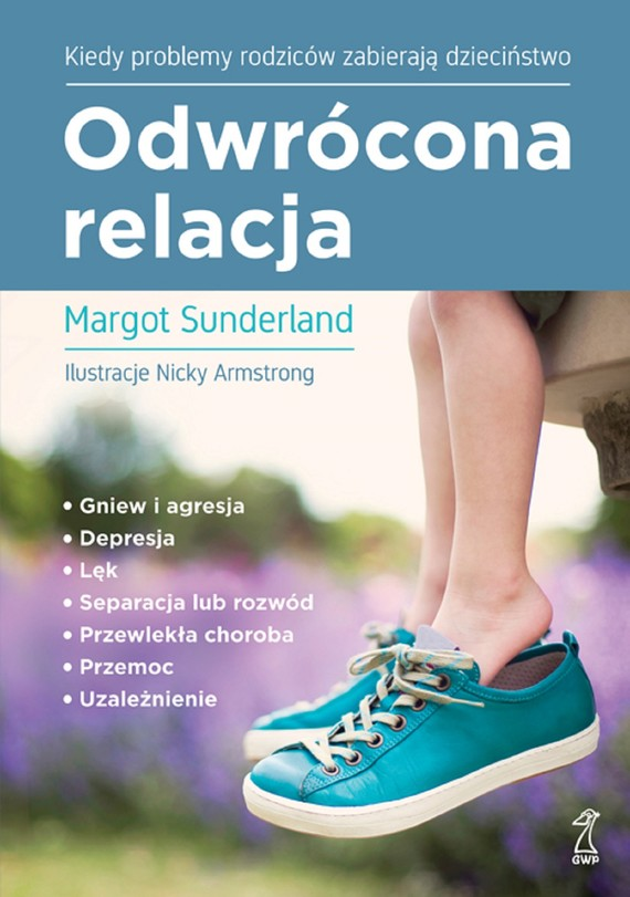 okładka Odwrócona relacja, Ebook | Sunderland Margot