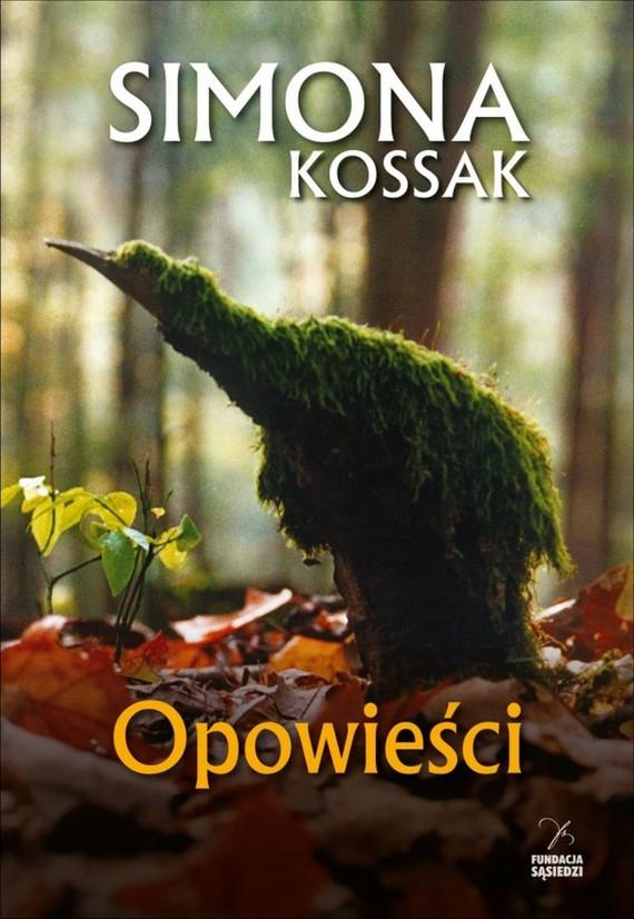 okładka Opowieści, Ebook | Simona Kossak