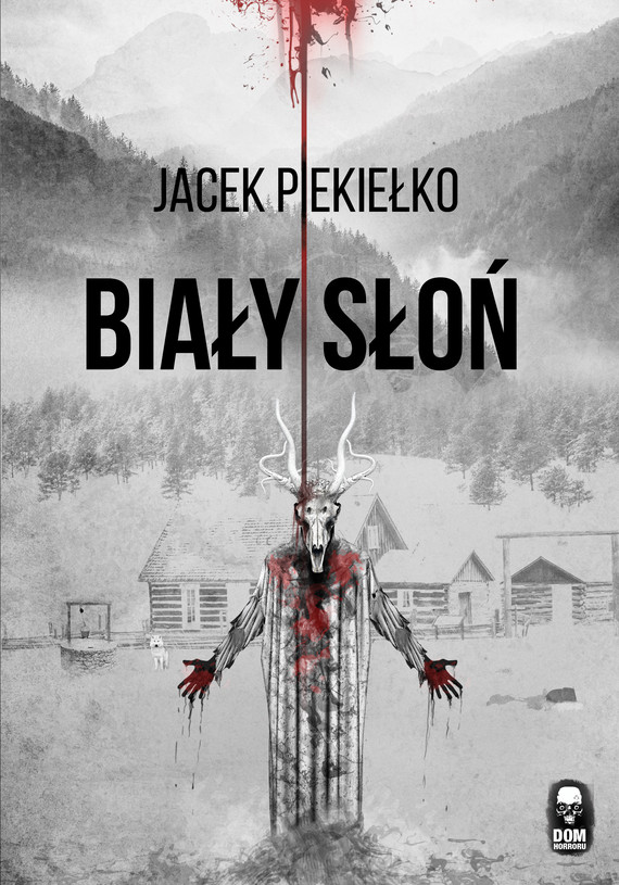 okładka Biały Słoń, Ebook   Jacek Piekiełko