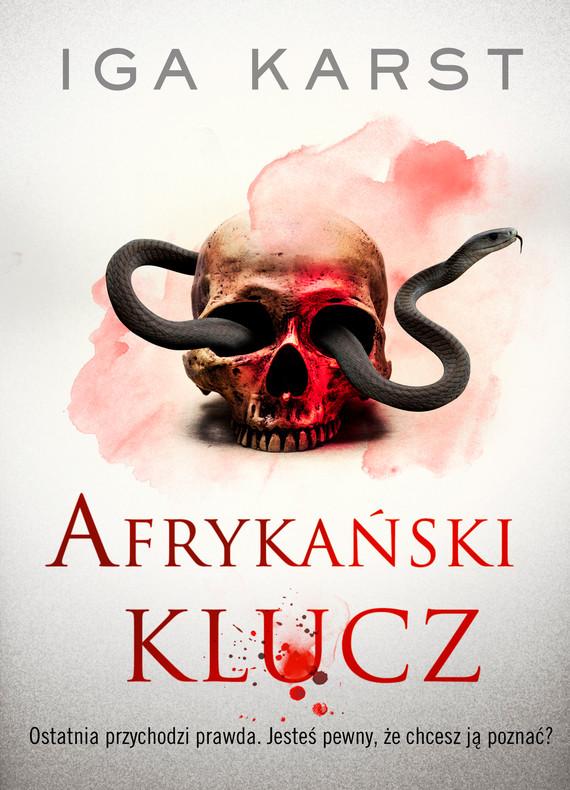 okładka Afrykański klucz, Ebook | Iga Karst