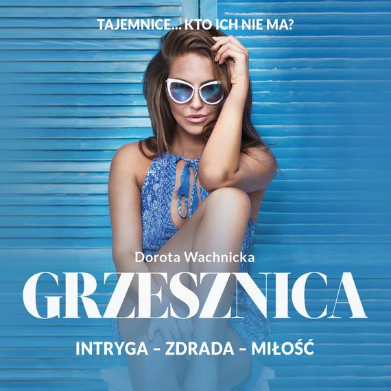 okładka Grzesznica, Audiobook | Dorota Wachnicka