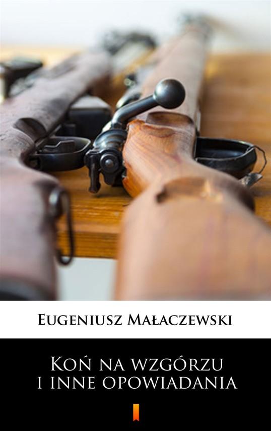 okładka Koń na wzgórzu i inne opowiadaniaebook | epub, mobi | Eugeniusz Małaczewski