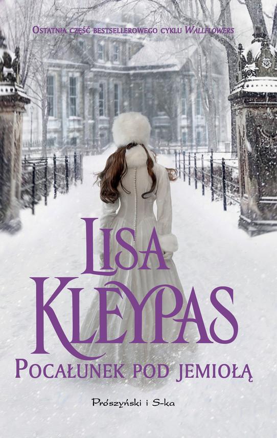okładka Pocałunek pod jemiołąebook   epub, mobi   Lisa Kleypas
