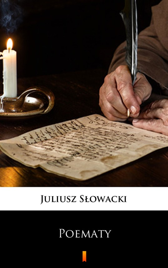 okładka Poematyebook | epub, mobi | Juliusz Słowacki
