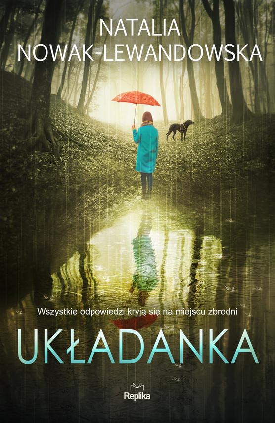 okładka Układankaebook | epub, mobi | Natalia Nowak-Lewandowska