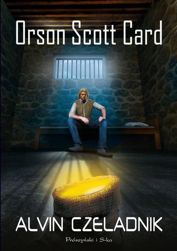 okładka Alvin Czeladnikebook | epub, mobi | Orson Scott Card