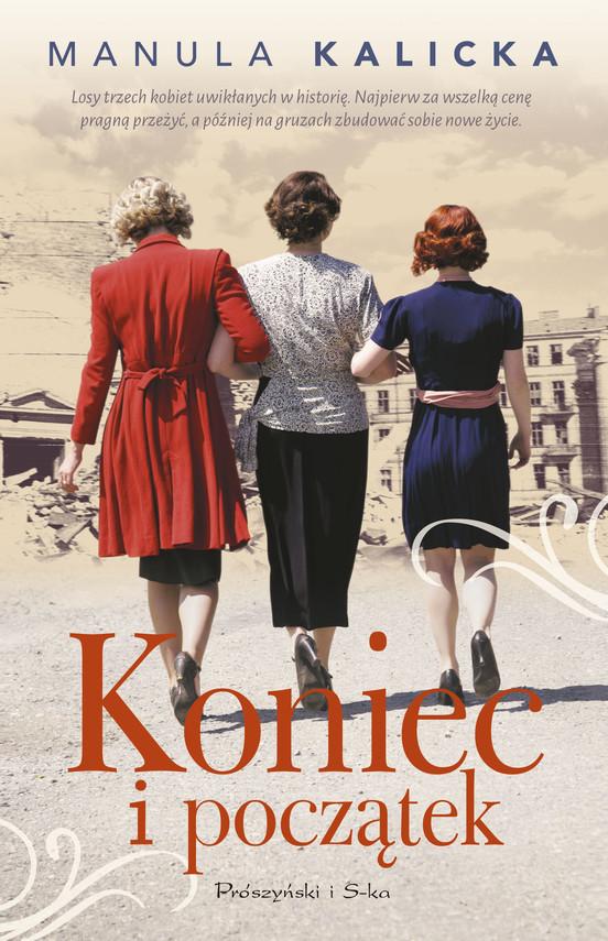 okładka Koniec i początek, Ebook   Manula Kalicka