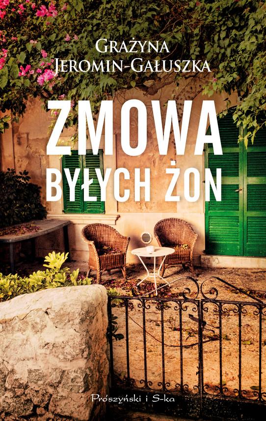 okładka Zmowa byłych żon, Ebook   Grażyna Jeromin-Gałuszka