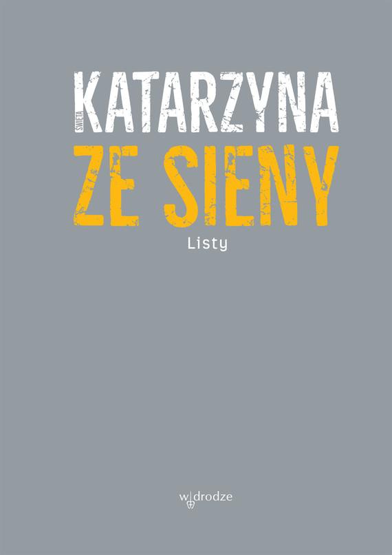 okładka Listy, Ebook | św. Katarzyna ze Sieny