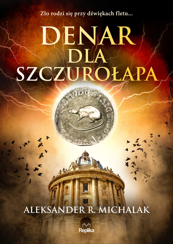 okładka Denar dla szczurołapaebook | epub, mobi | Aleksander R. Michalak