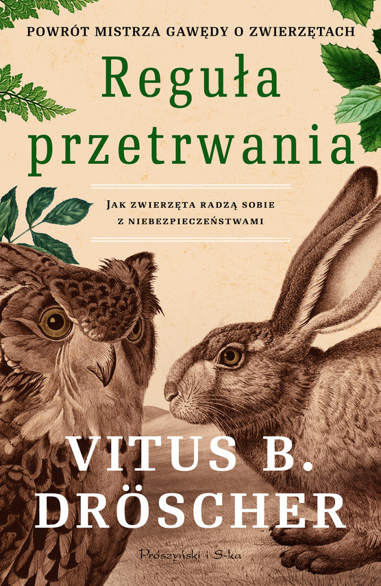 okładka Reguła przetrwania, Ebook | Vitus B. Dröscher