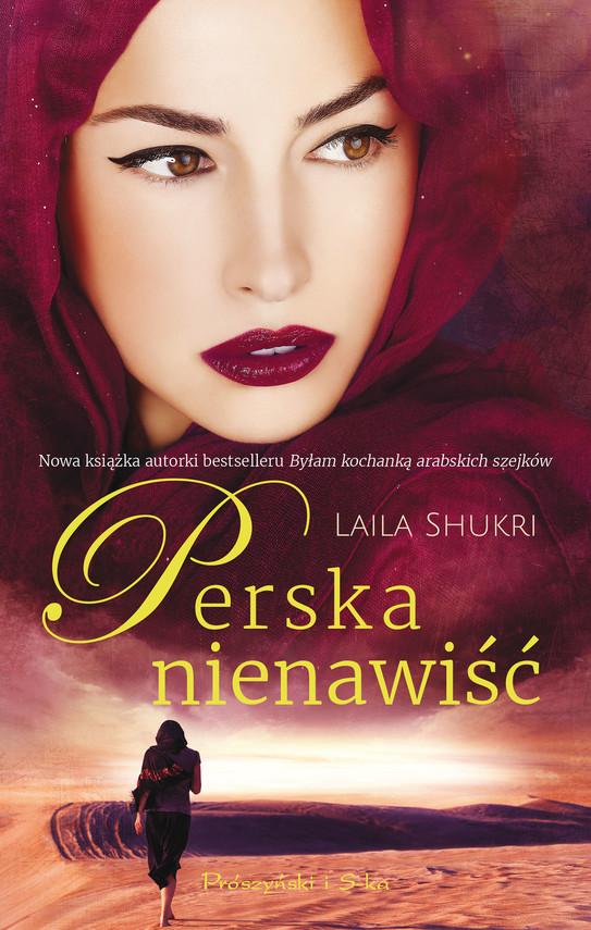 okładka Perska nienawiść, Ebook   Laila Shukri