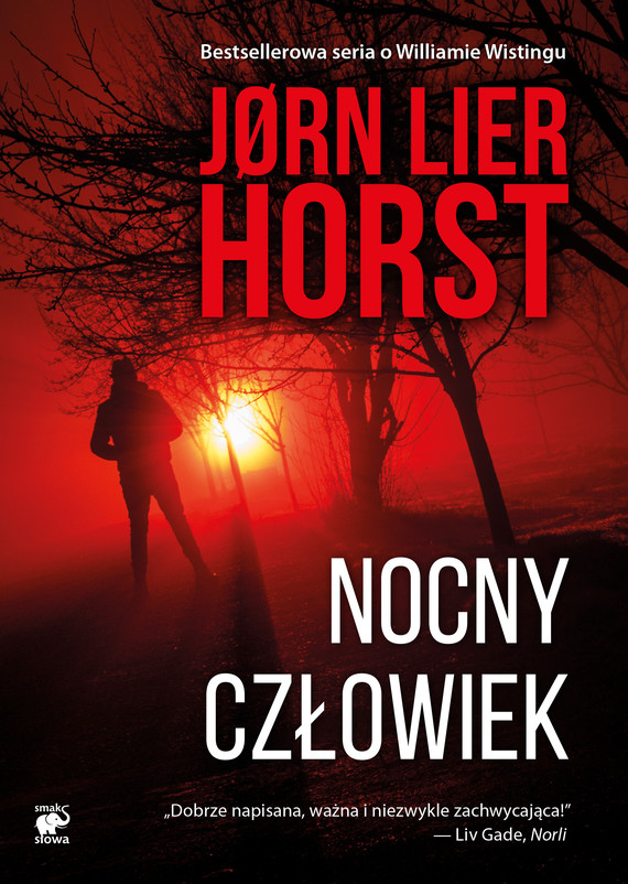 okładka Nocny człowiek, Ebook | Jorn Lier Horst