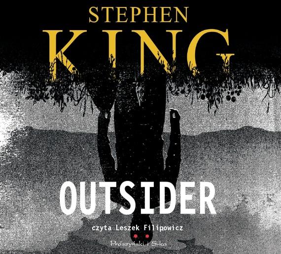 okładka Outsideraudiobook | MP3 | Stephen King