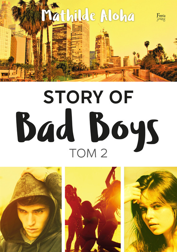 okładka Story of Bad Boys 2, Ebook | Mathilde Aloha