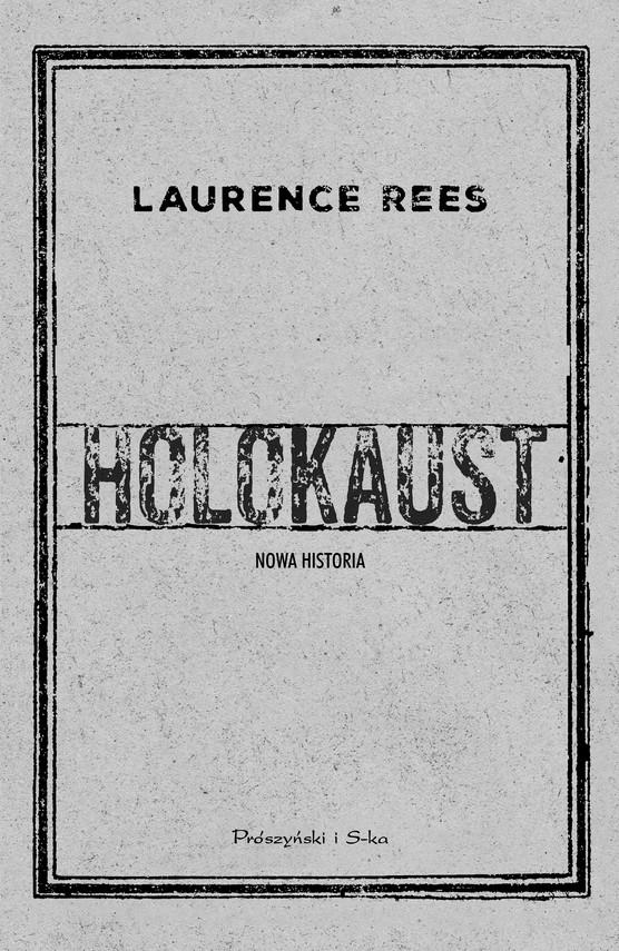 okładka Holokaust, Ebook | Laurence Rees