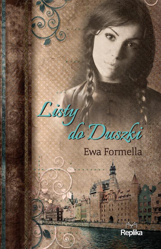 okładka Listy do Duszki, Ebook | Ewa Formella