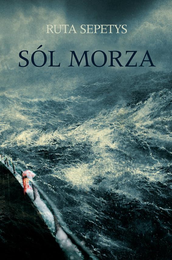 okładka Sól morzaebook | epub, mobi | Ruta Sepetys