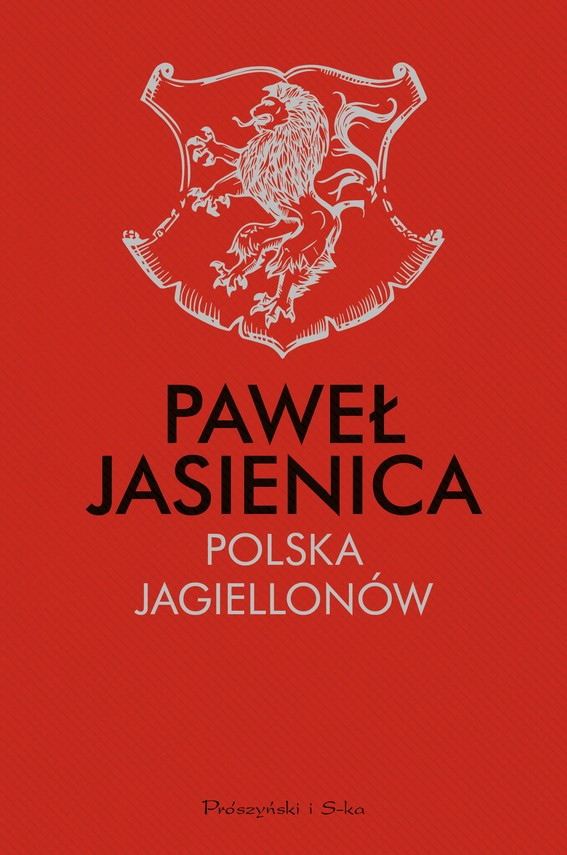 okładka Polska Jagiellonówebook   epub, mobi   Paweł Jasienica