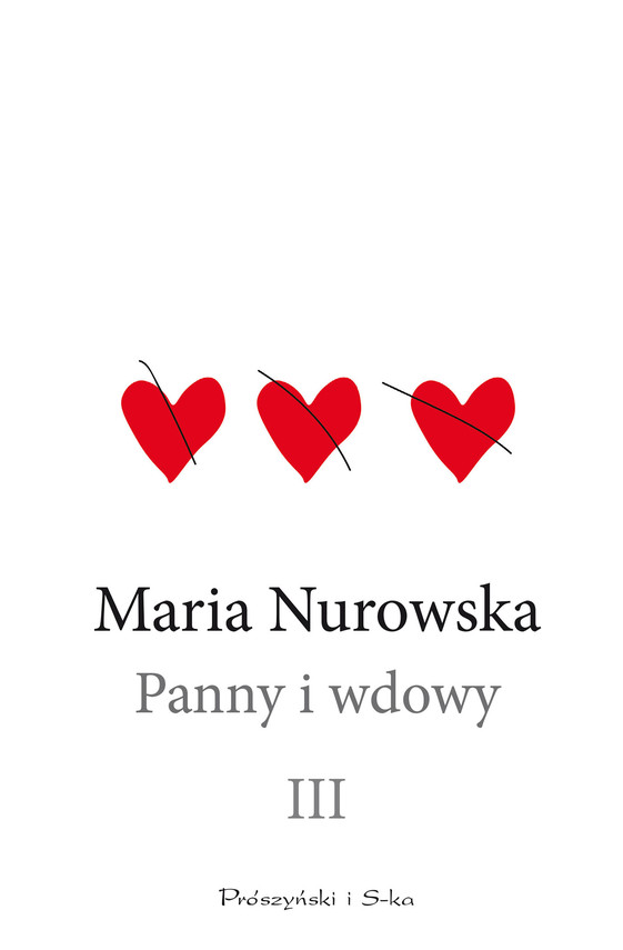 okładka Panny i wdowy. Tom 3ebook | epub, mobi | Maria Nurowska