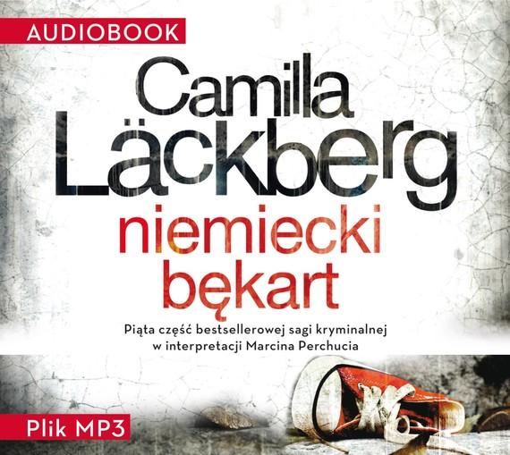 okładka Niemiecki bękart (wyd. 2)audiobook | MP3 | Camilla Läckberg