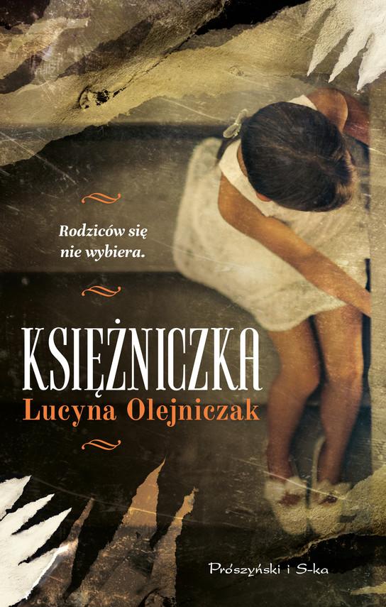 okładka Księżniczkaebook | epub, mobi | Lucyna Olejniczak