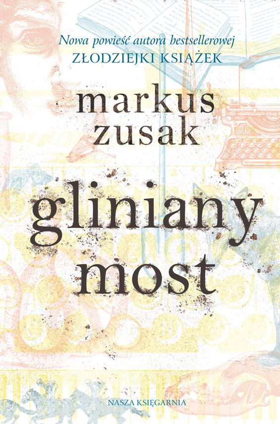 okładka Gliniany most, Ebook | Markus Zusak